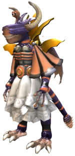 Queen Aldaren