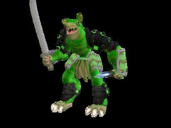 Kadal Warrior