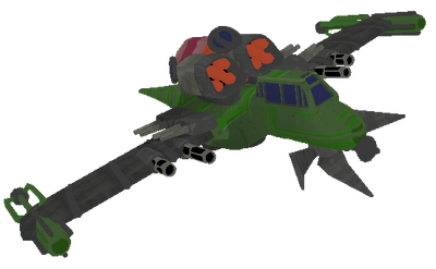 Carbon-Class Light Destroyer
