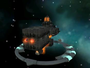 Lictor-Class Frigate