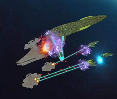 Battle for Starbase 25