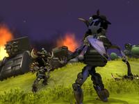Zr'Ahgloths Final Battle