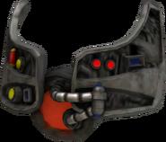 Grox Chest Robot Piece