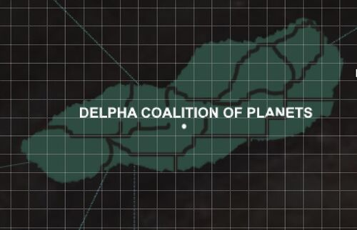 Delphan subsectors
