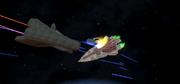 Skirmish over Fidelmo