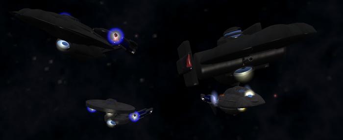Imperialea Ships