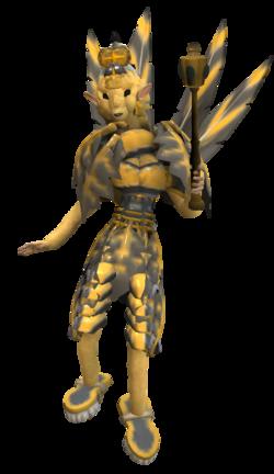 GoldenQueenAlwaen
