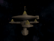 Rambo Nation k-7 space station