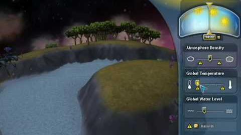 Spore Galactic Adventures Tutorial - Terraforming