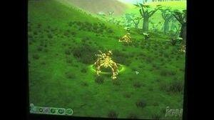 Spore PC Games Gameplay - Spore Demo Video