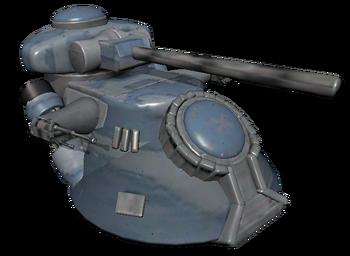 Loyalist Artillery EmplacementLarge