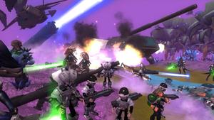 Battle of New Ramhall 04