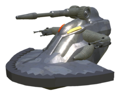 Mortalitas Assualt Tank