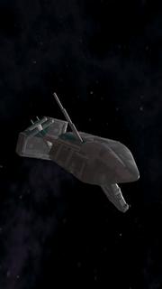 Chinawkya Coraniae Escort Frigate