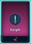Knight card