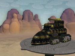 Koroan Battle Tank