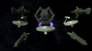 Aurilithiae Order Fleet