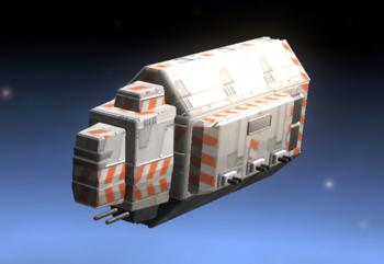 Tenacious class cruiser