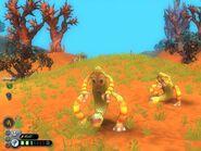 Демо Этап Существо скриншот6