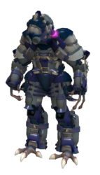 Zillum armour