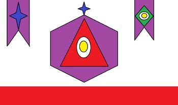 MilkyWay Colony Flag