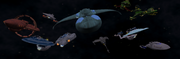 Quadrantia Threaty Fleet