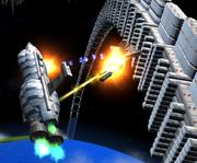 Attack at Cyroenia