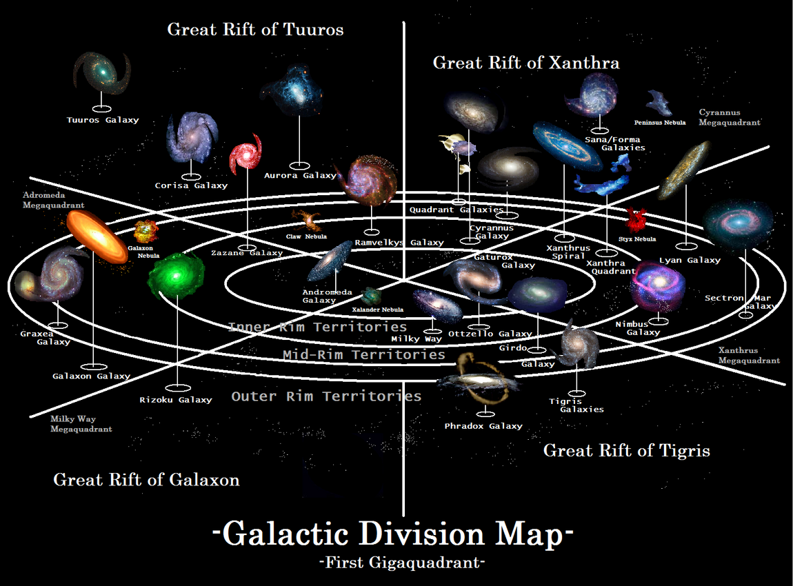 INTERGALACTIC MAP-2