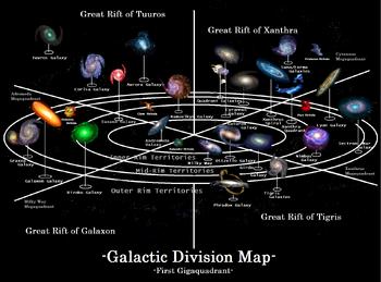INTERGALACTIC MAP-2