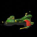 Hutter Attack Ship