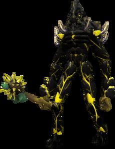 Yellow Deiwos Troll