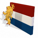Dutch Coat of Arms (space)