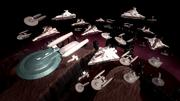 March of the Apocalypse Rambo Fleet
