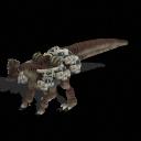 Jatrosaurien (mount)