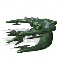 Dragonian Planetary Assault ship