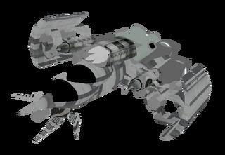 Lightwhip-Class Corvette