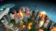Traloria under siege