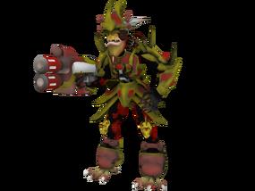 Tul Warrior