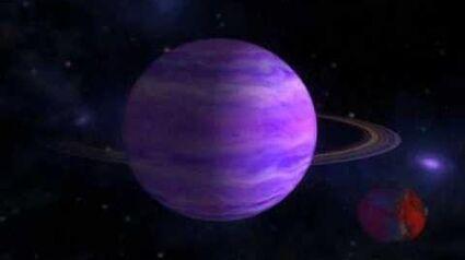 Spore- Space- Twin Gas Giants