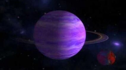 Spore- Space- Twin Gas Giants