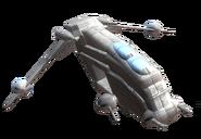Imperial Gunship