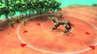 Epic Creature vs Gadget Bomb
