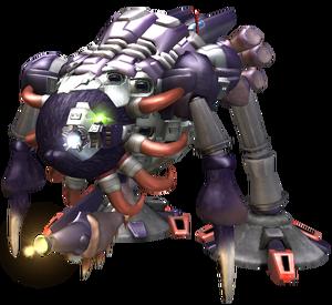 Gatling Crab