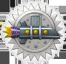 Gopher badge