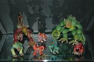 Spore figurines7