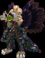 Arbekul Demon Form