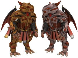 Blood Dragon Variants