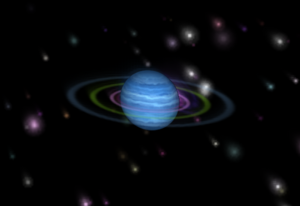 Газгигант кольца ГА