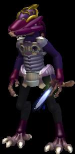 Basileus Elite Warrior