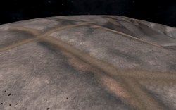 Laralus Prime Surface